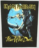 Iron Maiden - 'Fear of the Dark' Giant Backpatch